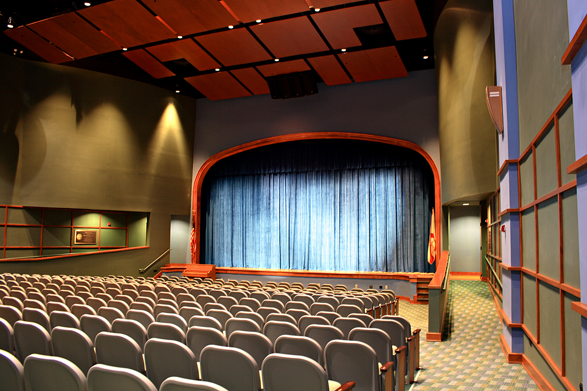 2 Performance Hall